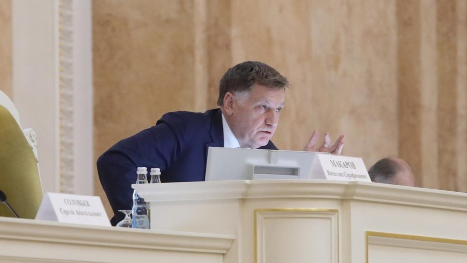 Осетринка с хреном: спикер ЗакСа уверен в переизбрании большинства депутатов
