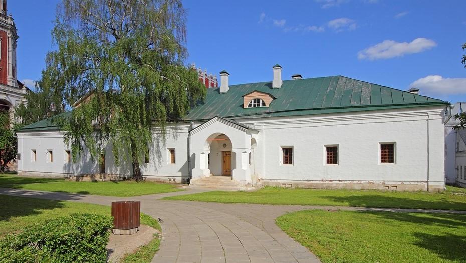 Петербургский подрядчик реставрации Новодевичьего монастыря получил штраф