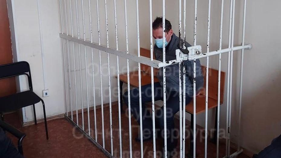 Подозреваемого в убийстве на площади Победы арестовали до 6 июня