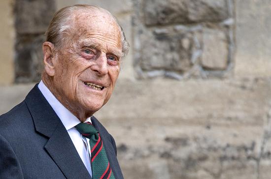 Принца Филиппа похоронят 17 апреля