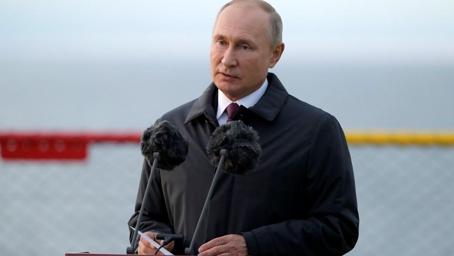 Путин посетит заседание Совета законодателей в Петербурге
