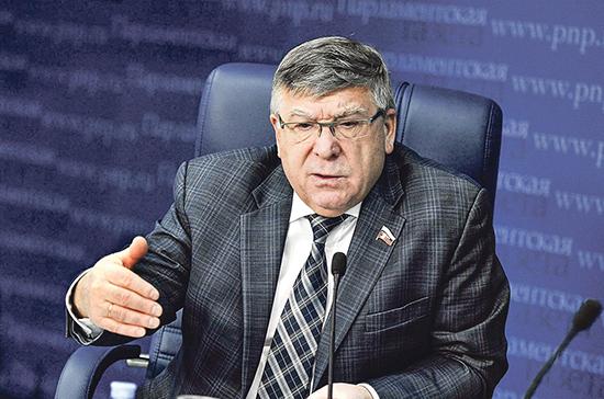 Рязанский прокомментировал предложение упразднить потребительскую корзину