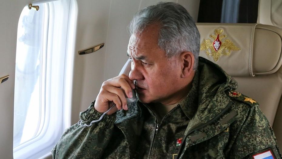 Шойгу завершил учения на границе с Украиной, рубль резко укрепился