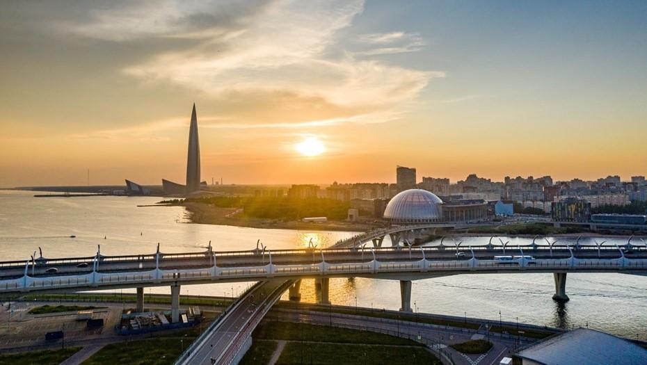 Синоптики прогнозируют окончание дождей в Петербурге на пятницу