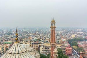 СМИ: в Дели началась четвертая волна коронавируса