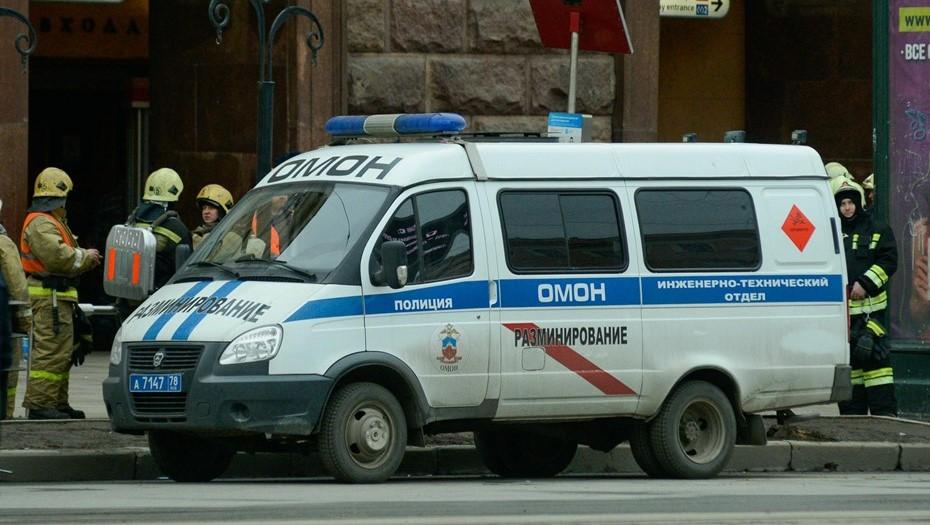 Смольнинский суд эвакуировали из-за анонимки о взрыве