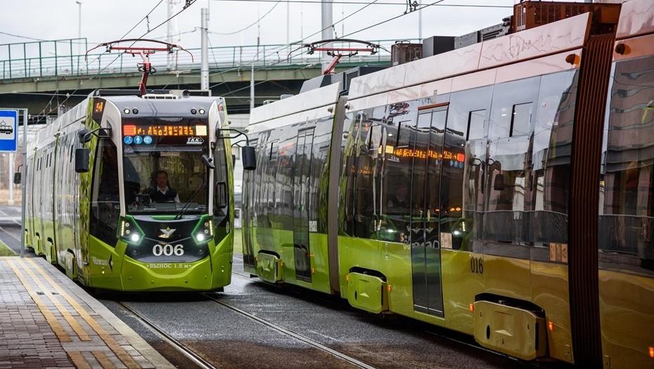 Соглашение о замене электротранспорта в Петербурге подпишут на ПМЭФ