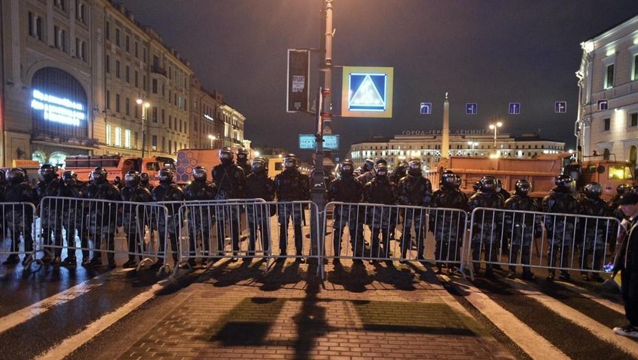 Спикер ЗакСа: в Петербурге никогда не было протестной повестки
