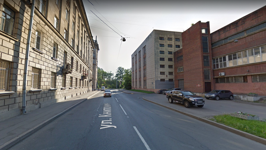 Улице в Невском районе вернули историческое название
