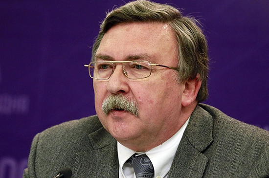 Ульянов сообщил о готовности участников СВПД продолжать переговоры