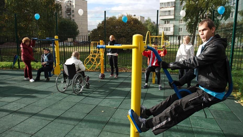 В Петербурге замедлятся темпы ремонта спортивных площадок