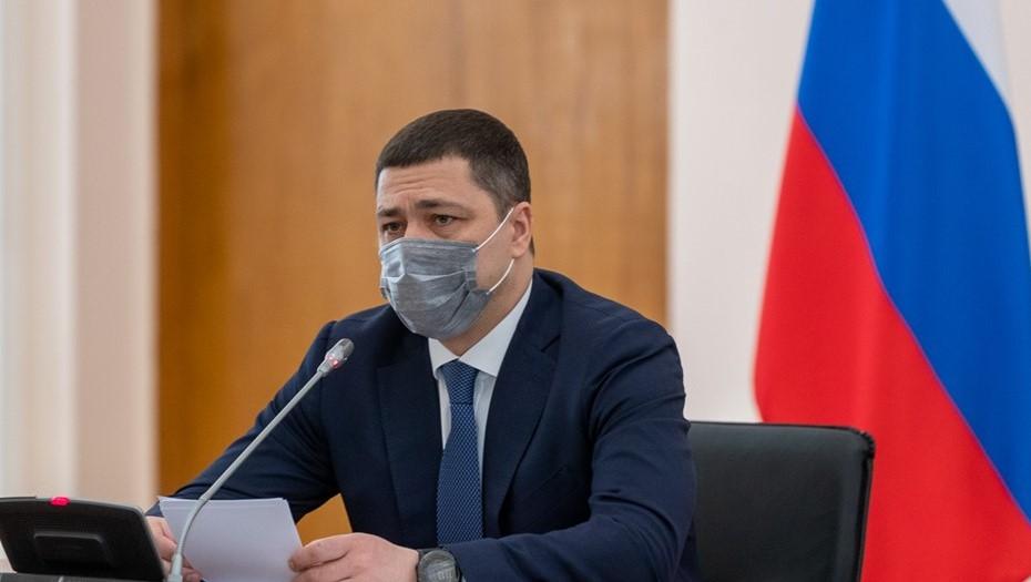 В Псковской области продлили все ограничения до конца апреля