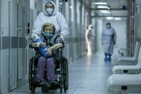 В России за сутки выявили 8780 случаев COVID-19