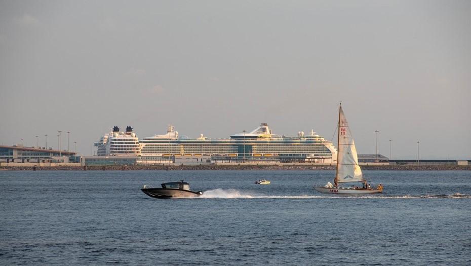 """Возле порта """"Морской фасад"""" в Петербурге выловили тело мужчины"""