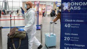 Застрявшая в Пулково гражданка Казахстана смогла покинуть аэропорт