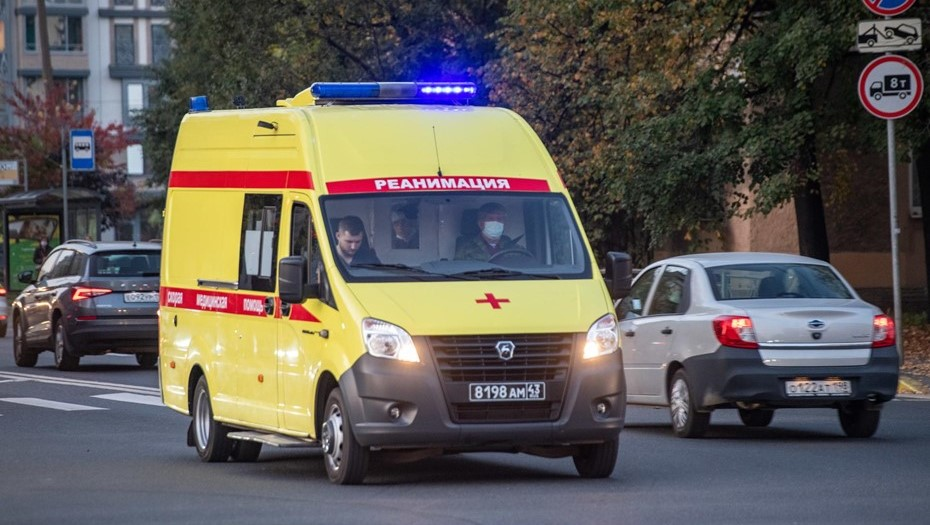 4-летняя девочка выжила при падении с восьмого этажа в Петербурге