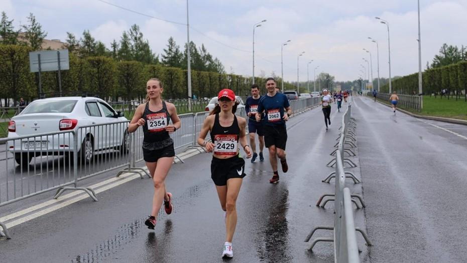 Царскосельский марафон собрал 5 тыс. участников