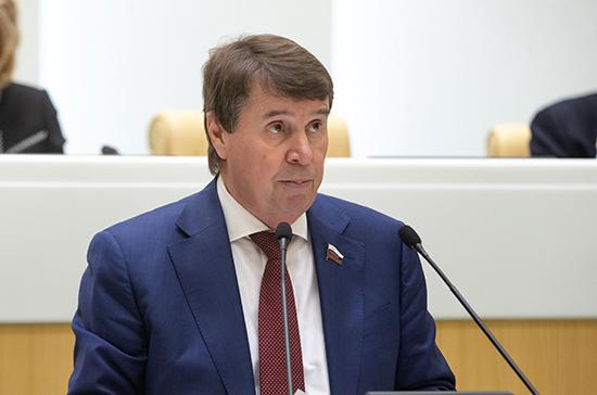Цеков: Европа должна знать, что Россия готова дать отпор в случае нападения