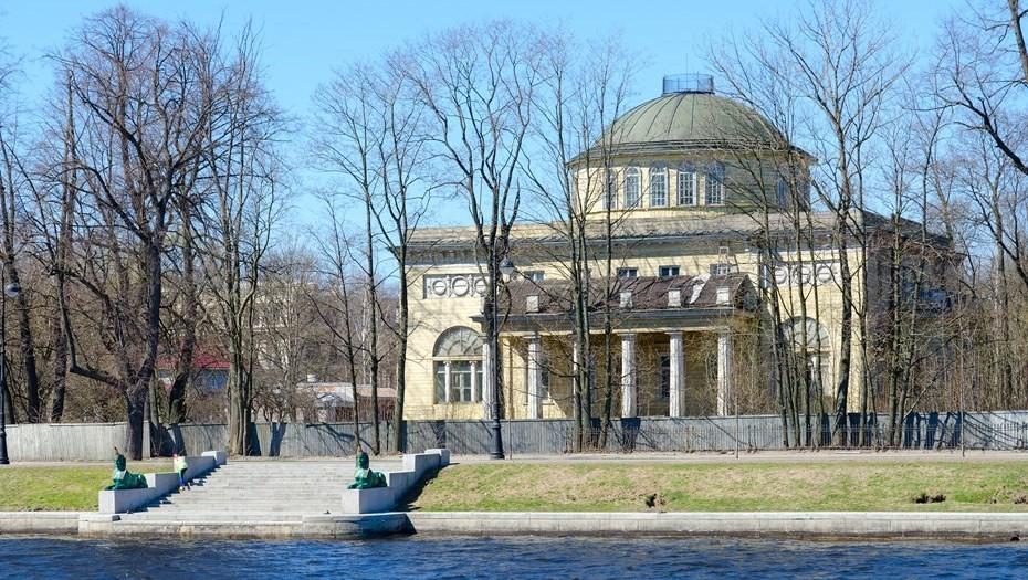 Дачу принца Ольденбургского на Каменном острове превратят в отель