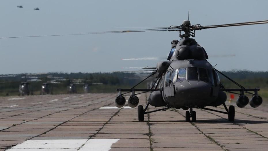 Два росгвардейца погибли при высадке из вертолёта в Мурманской области