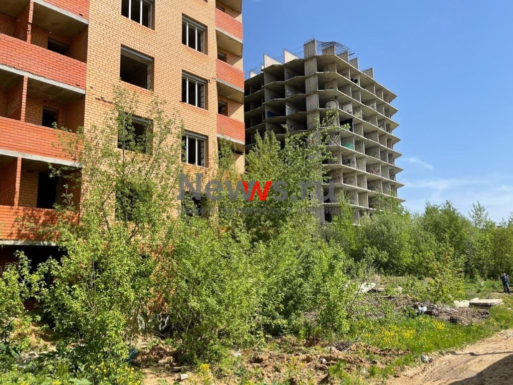 В июне 2021 года планируется завершить обследование и проектирование проблемного жилого комплекса «Троицк Е-39»