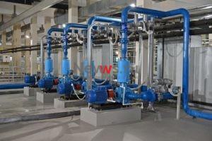 В Десеновском поселении НАО реконструируют водозаборный узел