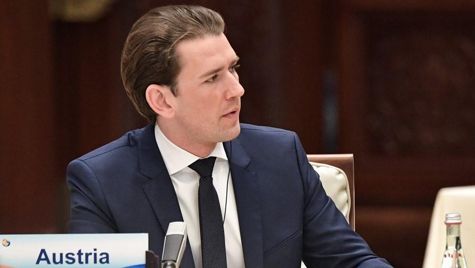 Канцлер Австрии выступит на ПМЭФ по видеосвязи