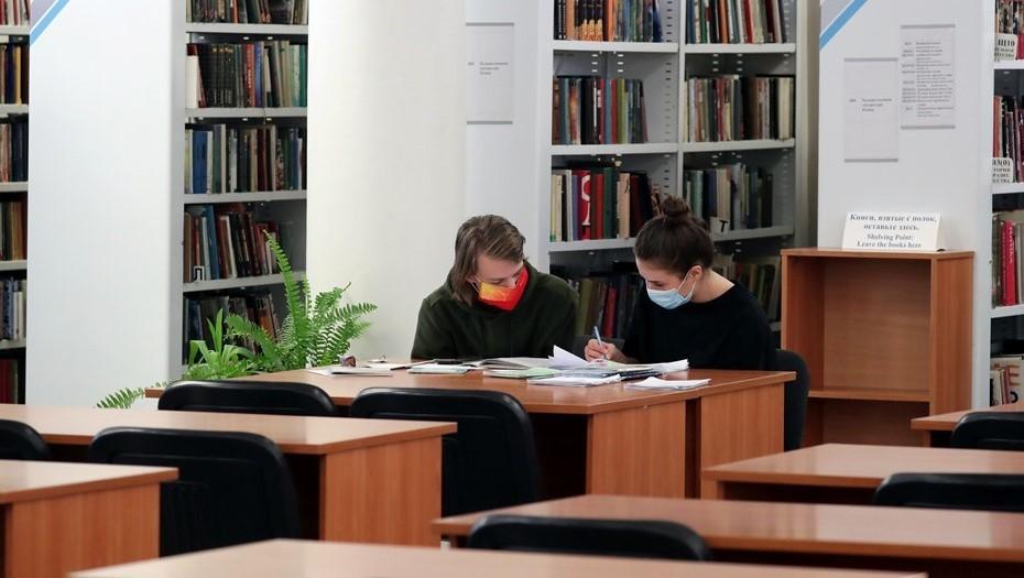 ЛГУ им. Пушкина возвращает студентов на удалёнку