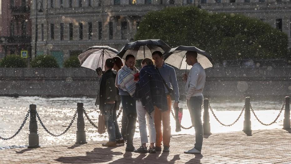 Май в Петербурге будет одним из самых мокрых в XXI веке