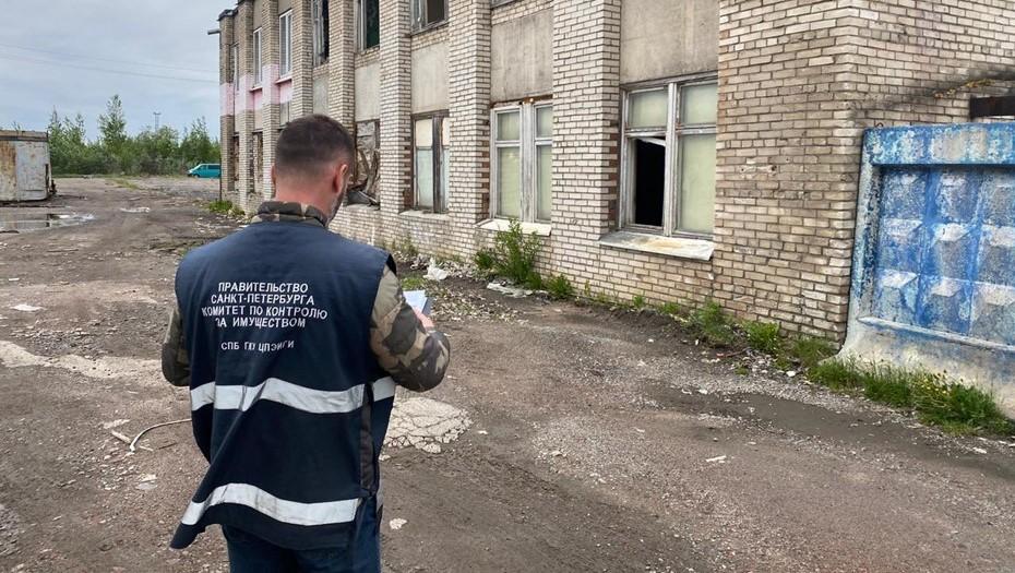 """Нежилые помещения освобождают на территории бывшей стройплощадки """"Горская"""""""