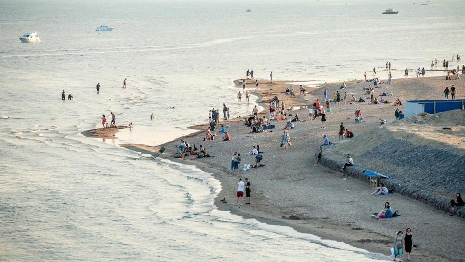 Паразиты и гепатит: пляжи Петербурга сочли непригодными для купания