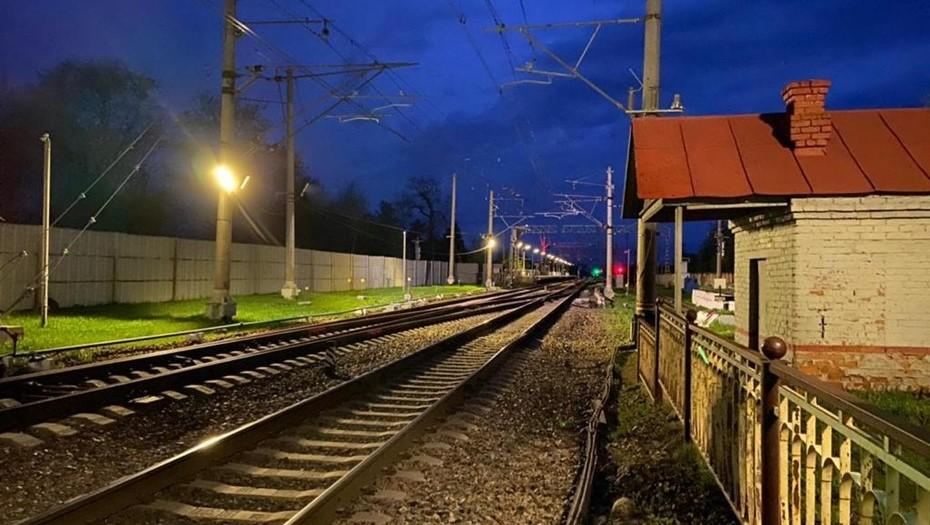 Пассажирский поезд насмерть сбил девочку в Новгородской области