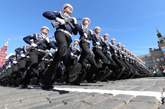 Победителей «Диктанта Победы» 2020 года пригласили на парад 9 Мая