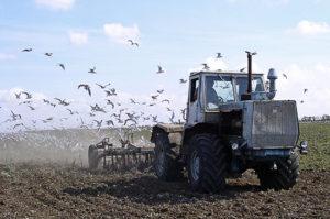 Правительство предлагает ввести единые правила использования тракторов