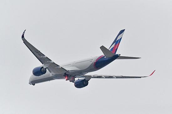 Россия возобновляет авиасообщение с рядом стран, в том числе с Мальтой и Мексикой