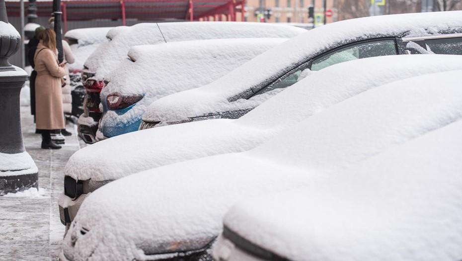 Сильный снегопад ожидают в Мурманской области