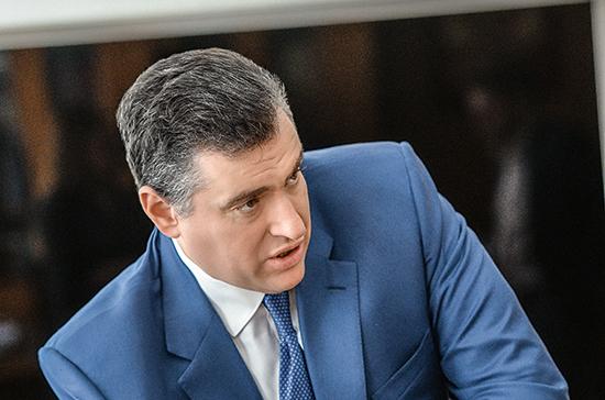 Слуцкий: помощь США Украине помешает процессу деэскалации в Донбассе