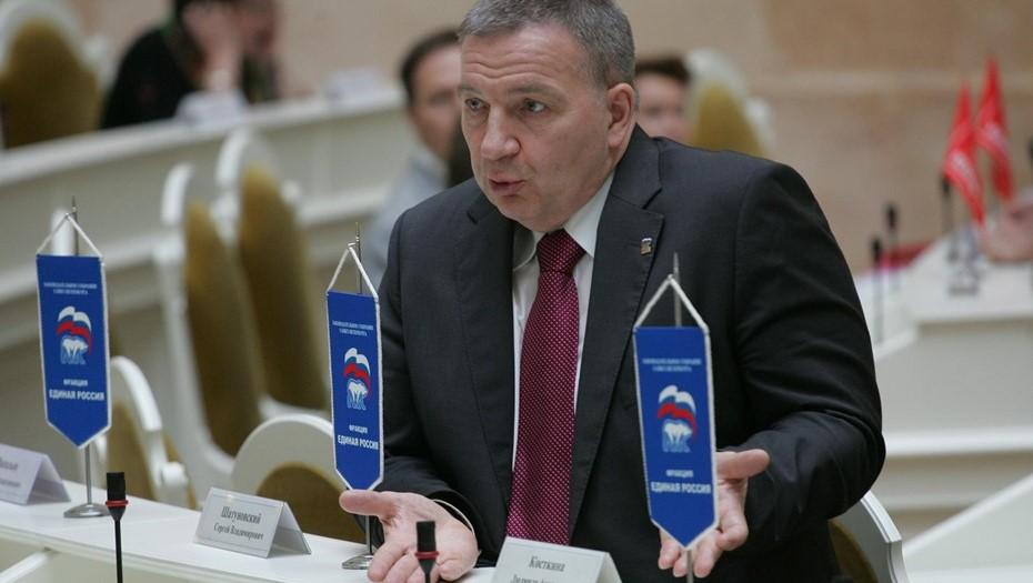 Старейший депутат ЗакСа Сергей Никешин снял свою кандидатуру с праймериз