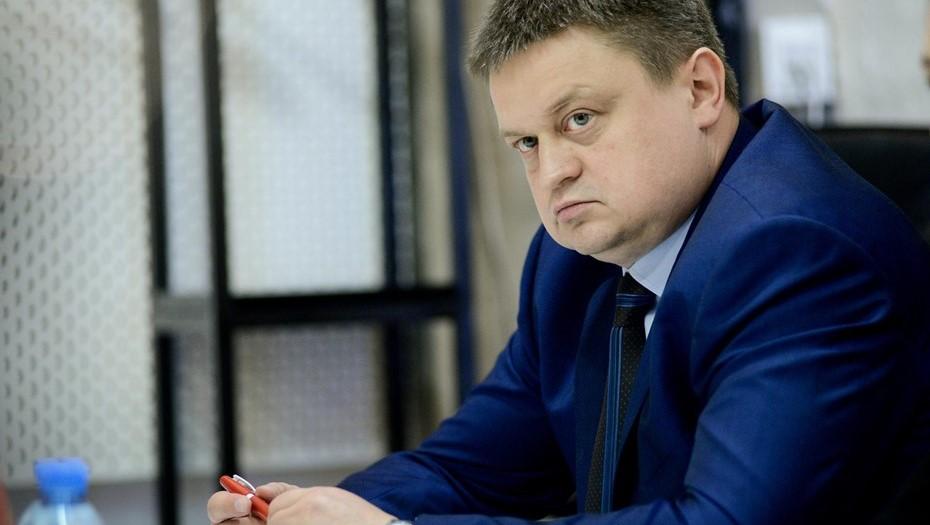В Петербурге задержали экс-главу Фонда капремонта Дениса Шабурова