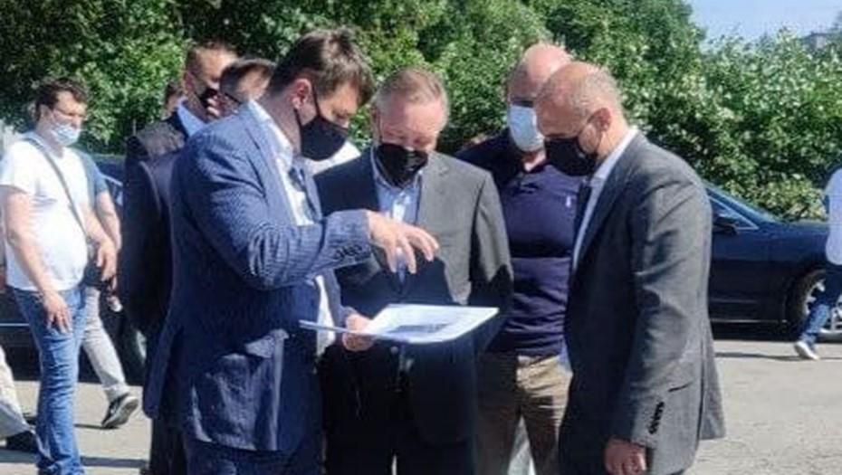 Для спортшколы в Пушкине построят новое здание