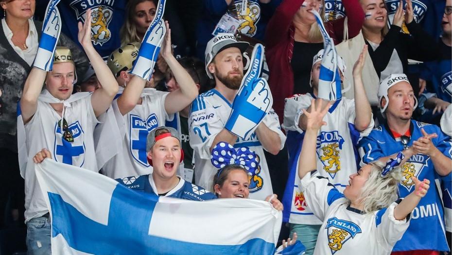 Финским болельщикам рекомендовали смотреть Евро-2020 дома