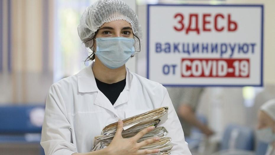 Глава Комздрава допустил запуск обязательной вакцинации в Петербурге