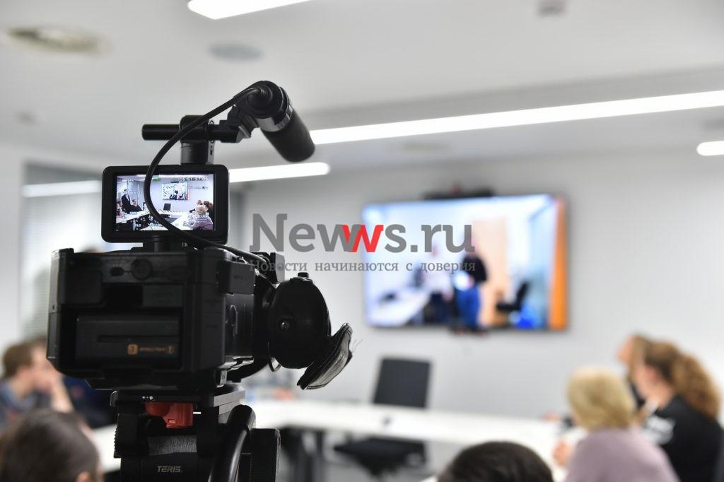 Здание телеканала «Звезда» реконструируют