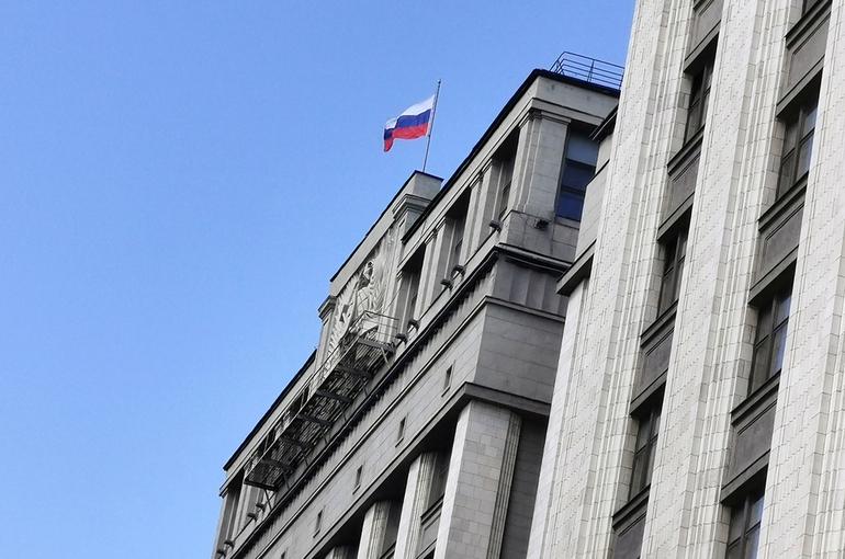 Кабмин внес в Госдуму поправки к закону о недружественных действиях