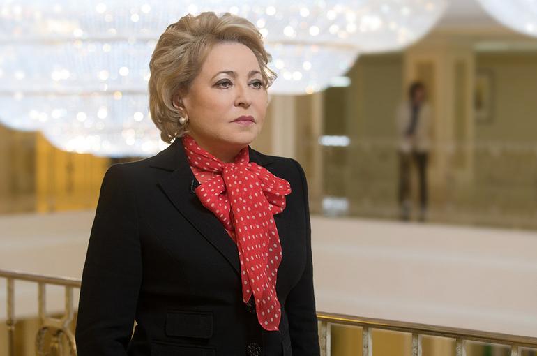 Матвиенко отметила развитие экономического сотрудничества между Россией и Казахстаном