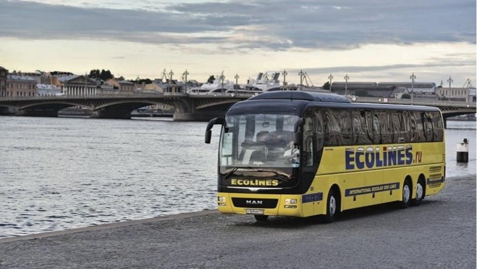 Между Петербургом и Финляндией с конца июня восстановят автобусные рейсы
