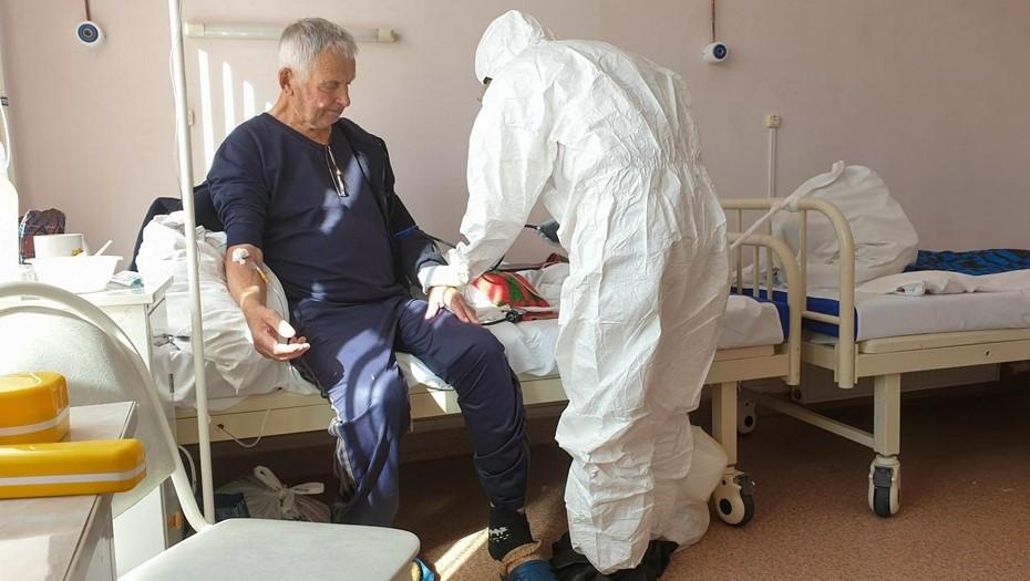 Москва побила антирекорд по количеству госпитализаций с ковидом