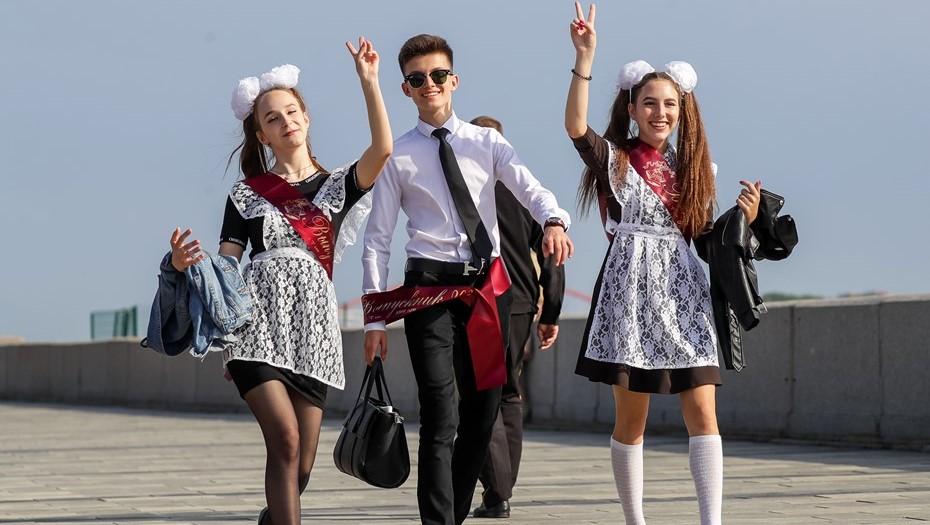 Петербургские родители тратят на подготовку к выпускному более 10 тыс. рублей