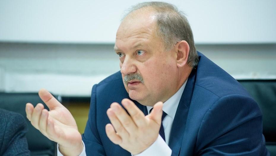 Привитый вице-губернатор Петербурга Николай Бондаренко заболел коронавирусом