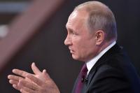 Путин признался, что привился «Спутником V»